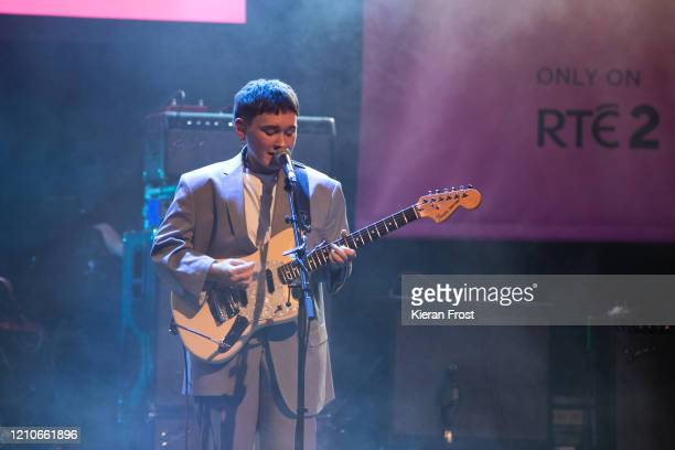 Performs at the RTE Choice Music Prize at Vicar Street on March 05, 2020 in Dublin, Dublin.