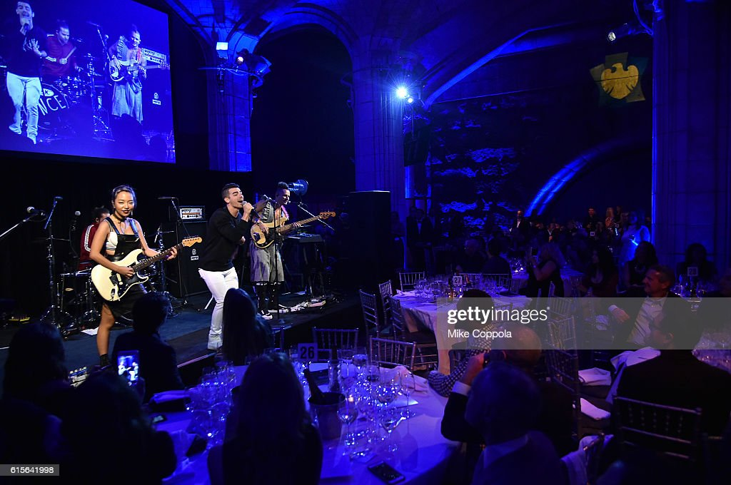 T.J. Martell Foundation's 41st Annual NY Honors Gala : News Photo