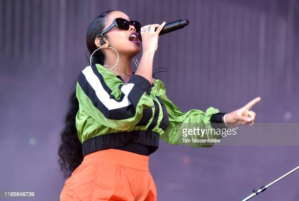 Performs during Lollapalooza 2019 day one at Grant Park on August 01, 2019 in Chicago, Illinois.