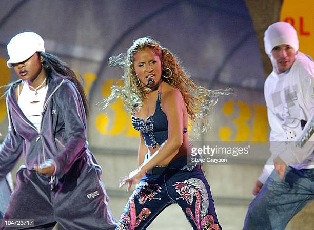 3LW performs during The 7th Annual Soul Train Lady Of Soul Awards Show at Santa Monica Civic Auditorium in Santa Monica California United States