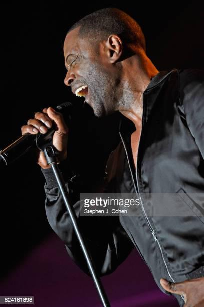 KEM performs during the Cincinnati Music Festival at Paul Brown Stadium on July 28 2017 in Cincinnati Ohio