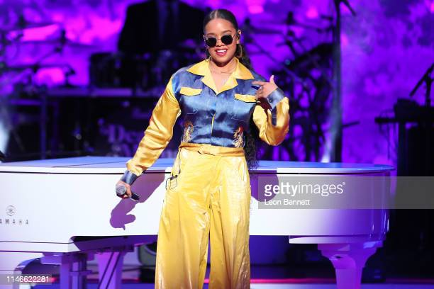 """Performs during VH1's Annual """"Dear Mama: A Love Letter To Mom"""" at The Theatre at Ace Hotel on May 02, 2019 in Los Angeles, California."""