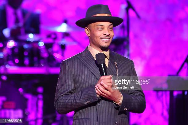 I performs during VH1's Annual Dear Mama A Love Letter To Mom at The Theatre at Ace Hotel on May 02 2019 in Los Angeles California