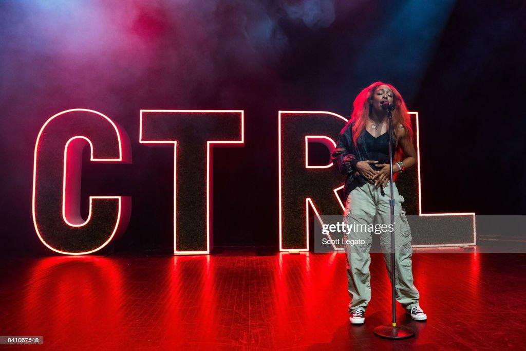 SZA In Concert - Detroit, MI : News Photo