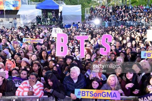 """Performs live from Central Park to kick off the GMA Summer Concert Series on """"Good Morning America,"""" Wednesday, May 15 airing on the Walt Disney..."""