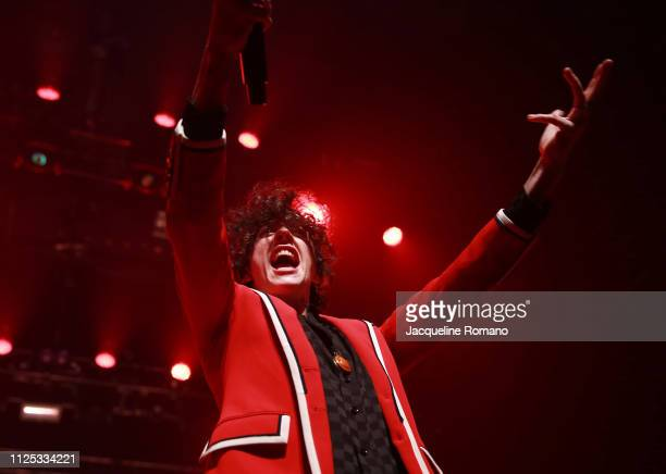 LP performs live on stage at Terminal 5 on February 16 2019 in New York City