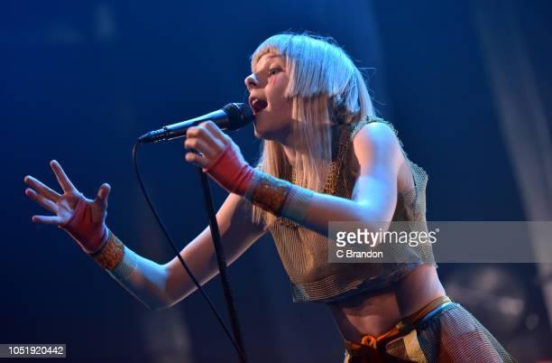 60 fotos e imágenes de gran calidad de Aurora Aksnes Cantante ...