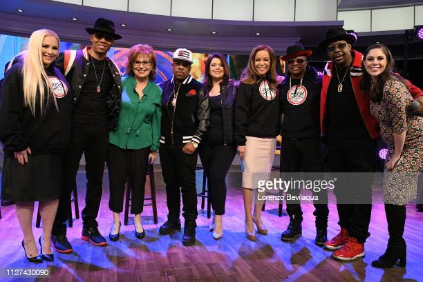 THE VIEW RBRM performs on Walt Disney Television via Getty Images's The View Friday February 22 2019 The View airs on Walt Disney Television via...