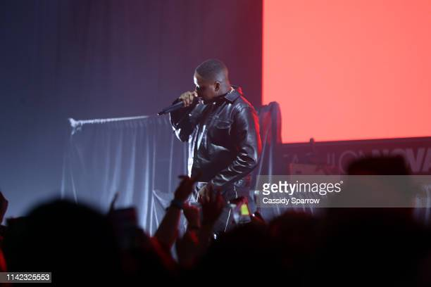 YG performs onstage as Fashion Nova Presents Party With Cardi at Hollywood Palladium on May 8 2019 in Los Angeles California