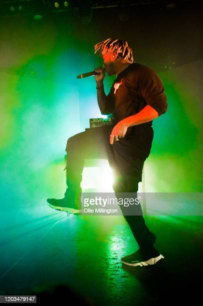 Performs onstage at O2 Academy Islington on February 1, 2020 in London, England.