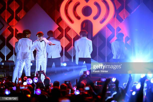 Performs onstage during 102.7 KIIS FM's Jingle Ball 2019 Presented by Capital One at the Forum on December 6, 2019 in Los Angeles, California.