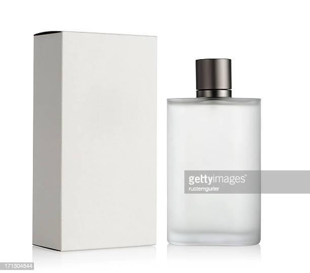Flacon de parfum et boîte