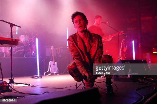 Perfume Genius performs at The Roundhouse on November 5 2017 in London England