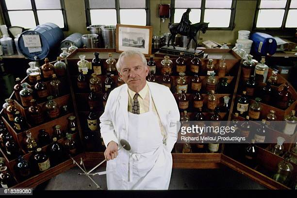 Perfume Maker Jean-Paul Guerlain