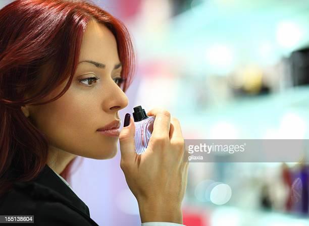 Perfume shop.