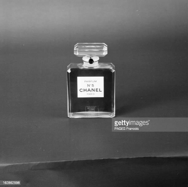 Perfumes 21 novembre 1983 Le mythique parfum n° 5 de la marque CHANEL'