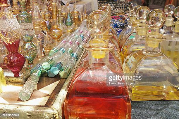 Perfumes For Sale At Shop