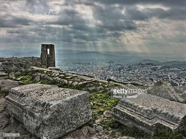Pergamo valley