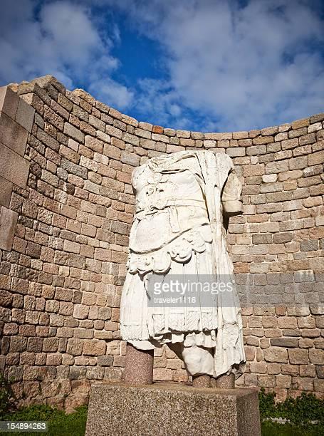 pergamon ruins in bergama, turkey - bergama stock pictures, royalty-free photos & images