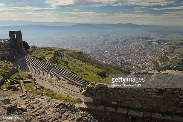 Pergamum theatre