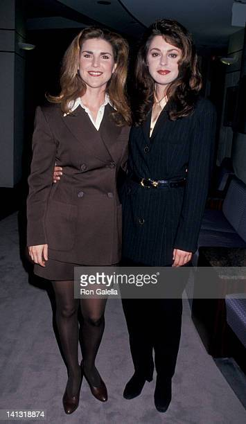 Peri Gilpin and Jane Leeves at the 12th Annual Museum of Television Radio Festival Directors Guild Building West Hollywood