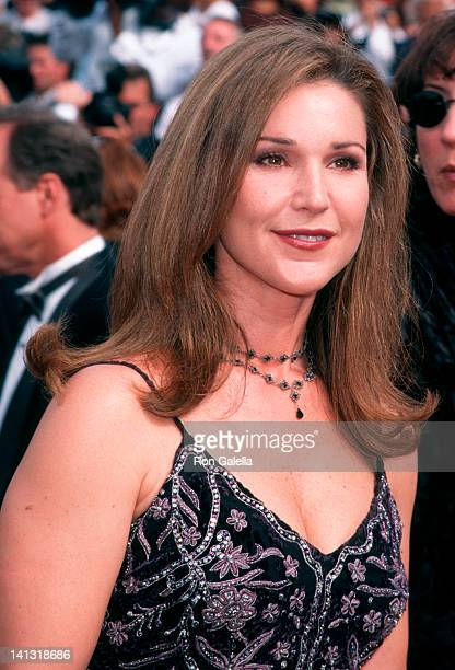 Peri Gilpin at the 49th Annual Primetime Emmy Awards Pasadena Civic Auditorium Pasadena