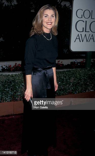 Peri Gilpin at the 53rd Annual Golden Globe Awards Beverly Hilton Hotel Beverly Hills