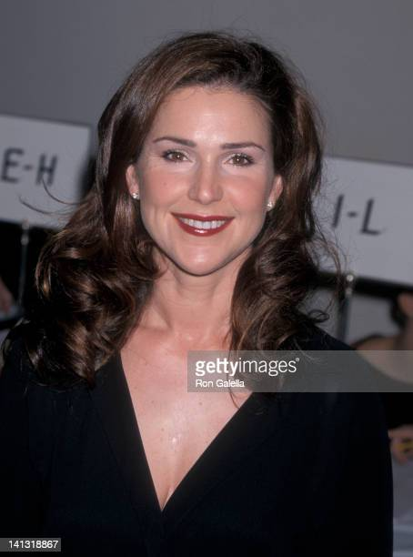 Peri Gilpin at the Museum of Television Radio Gala Beverly Hills Hotel Beverly Hills