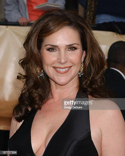 Peri Gilpin during 10th Annual Screen Actors Guild Awards Arrivals at Shrine Auditorium in Los Angeles California United States