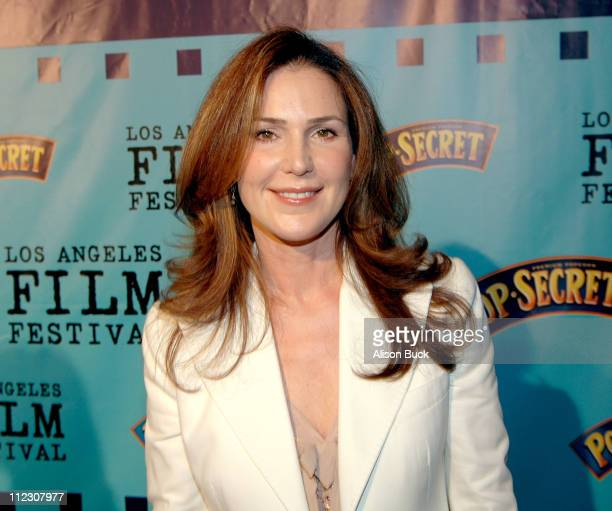Peri Gilpin during 2005 Los Angeles Film Festival Our Very Own Screening at Directors Guild of America in Los Angeles California United States