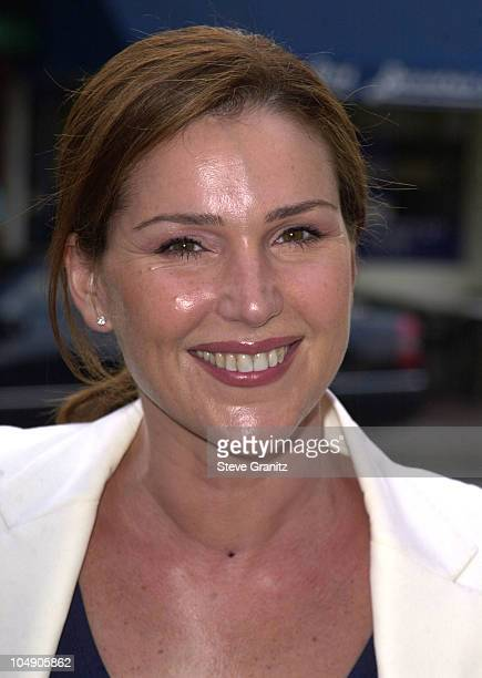 Peri Gilpin during Final Fantasy: The Spirits Within Premiere at Mann Bruin Theatre in Westwood, California, United States.