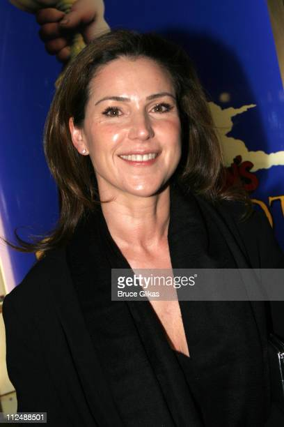 Peri Gilpin during Monty Python's Spamalot Opening Night on Broadway Arrivals at The Shubert Theater in New York City New York United States