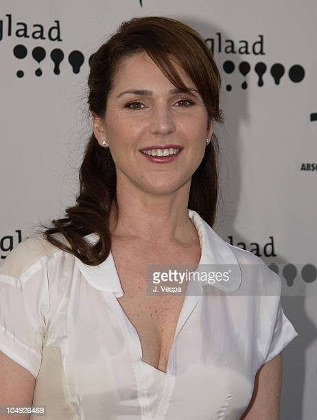 Peri Gilpin during The 13th Annual GLAAD Media Awards Los Angeles Backstage Dinner at The Kodak Theater in Los Angeles California United States