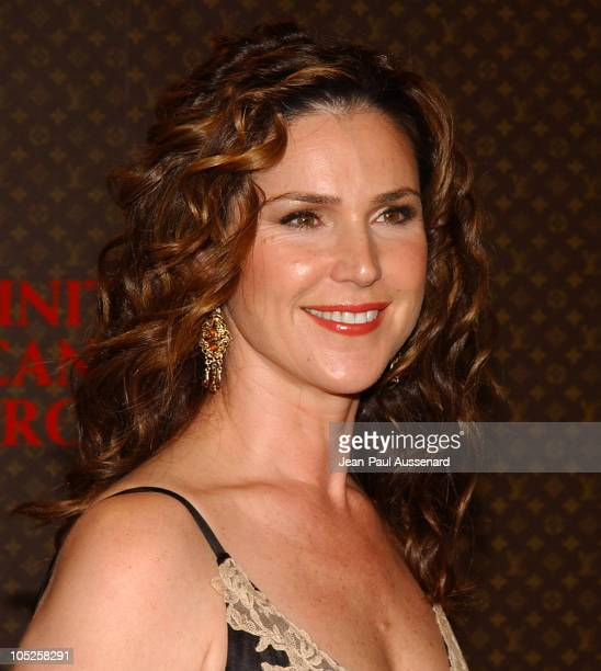Peri Gilpin during The Louis Vuitton United Cancer Front Gala Arrivals at Private Residence in Holmby Hills California United States