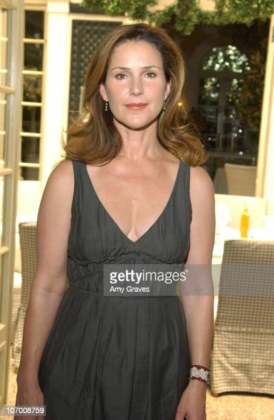 Peri Gilpin during Unlocked Secret Luncheon at L'Orangerie in Beverly Hills CA United States