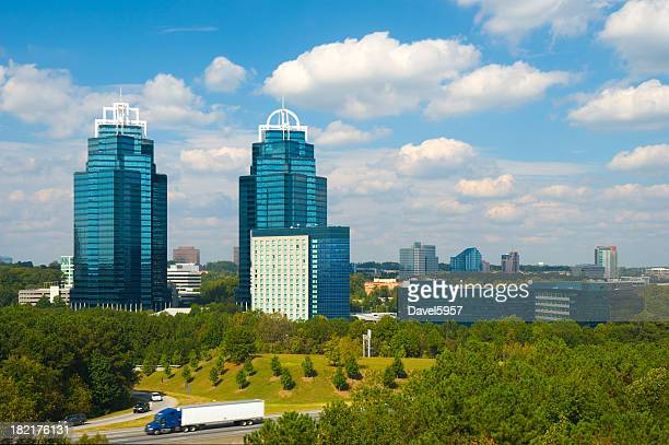 Perimeter Center, Sandy Springs, Atlanta