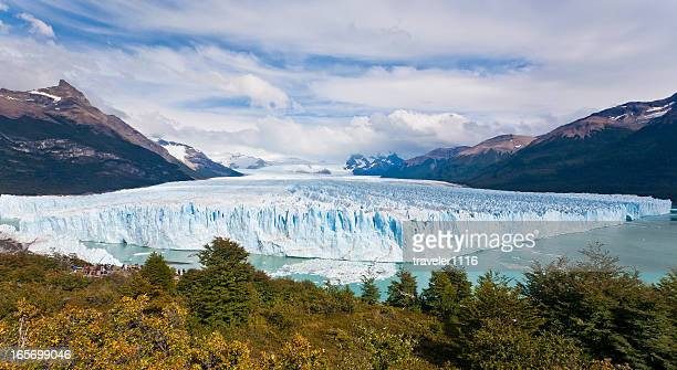 ペリトモレノ Glaciar アルゼンチン