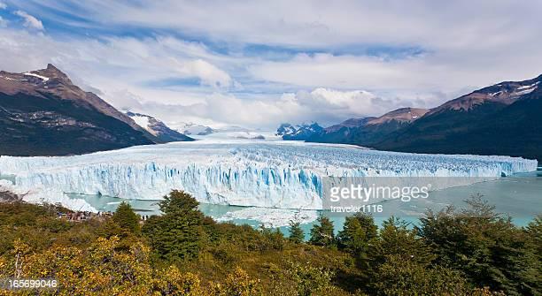 Perito Moreno Glaciar In Argentinien