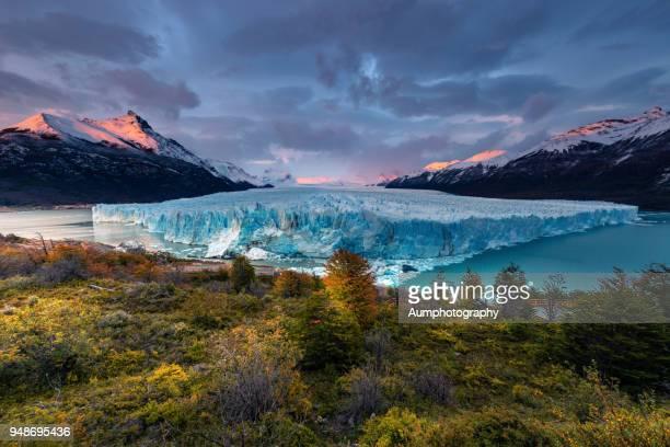 Perito Moreno Glacier Los Glaciares National Park, Argentina