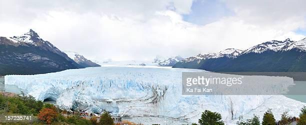 Perito Moreno Glacier - panoramic