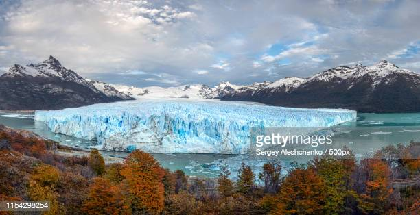 perito moreno glacier - argentina stock pictures, royalty-free photos & images