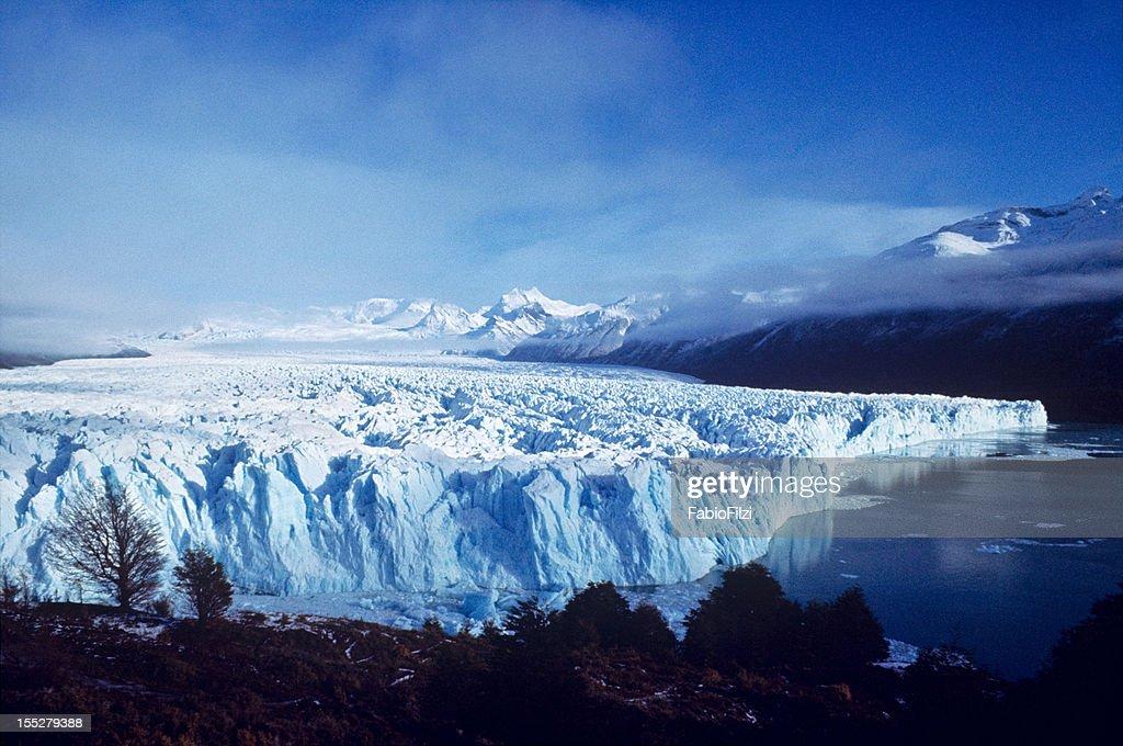Perito Moreno glacier. : Stock Photo
