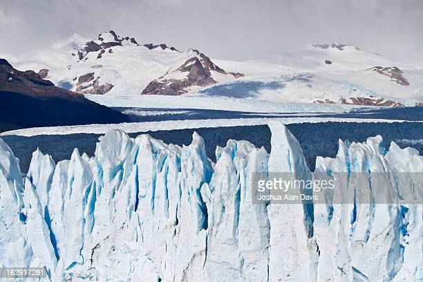 perito moreno glacier - joshua alan davis stock pictures, royalty-free photos & images