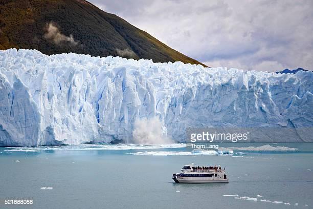 Perito Moreno Glacier with Tour Boat update