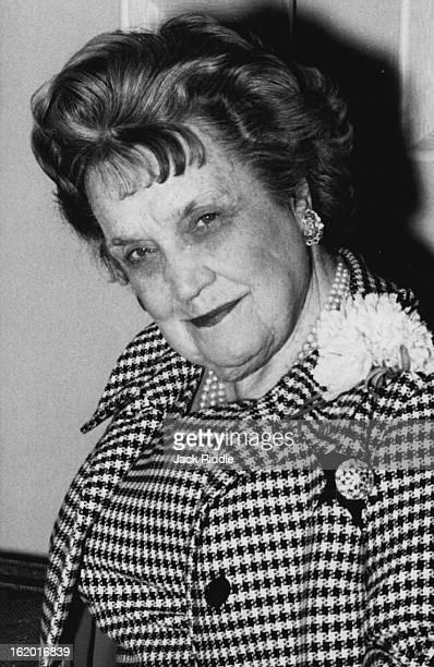 MAY 1 1960 MAY 2 1960 Perle Mesta Lyndon could tell Nikita