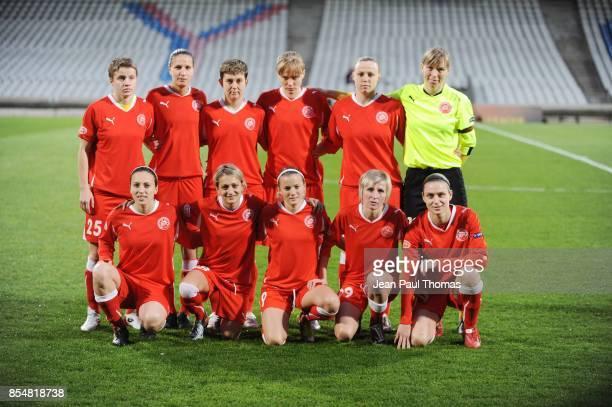 Perm Lyon / Zvezda 2005 Perm 1/4 Finale Retour de la Ligue des Champions 2010/2011 Lyon