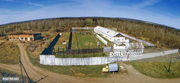 Perm-36, one of the most famous forced labour camps belonging to the Soviet Gulag system, Russia, 1997.