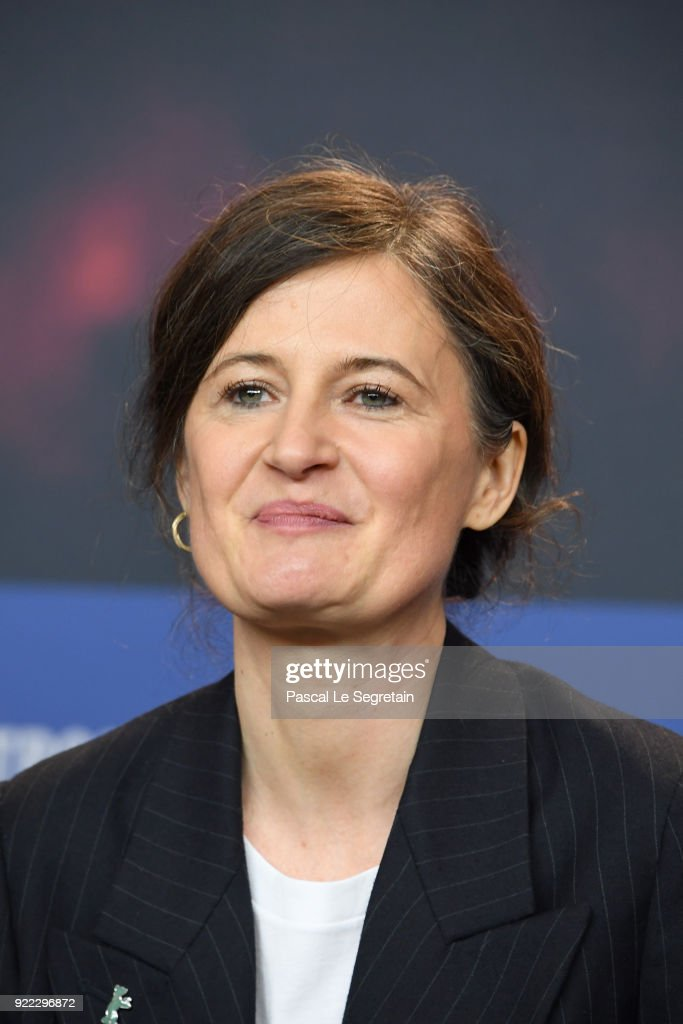'Becoming Astrid' Press Conference - 68th Berlinale International Film Festival : News Photo