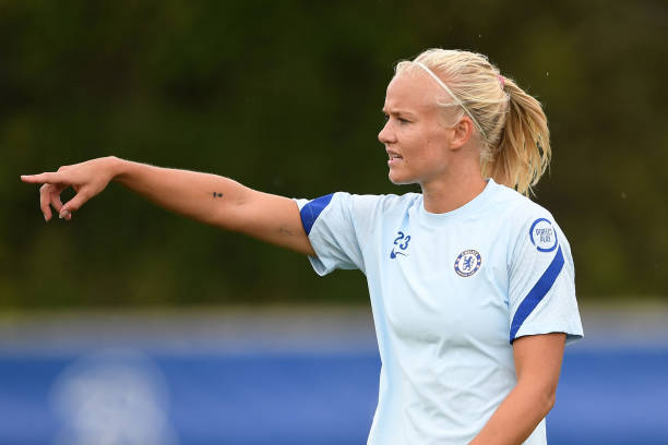 GBR: Chelsea Women Training Session