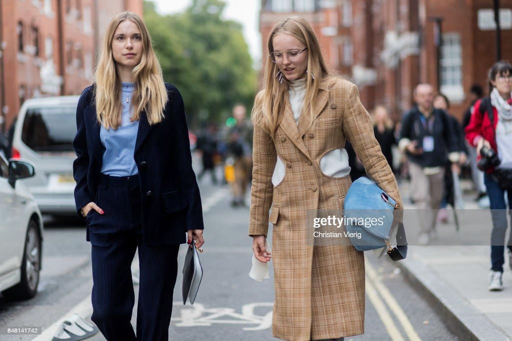 Street Style: Day 2 - LFW September 2017